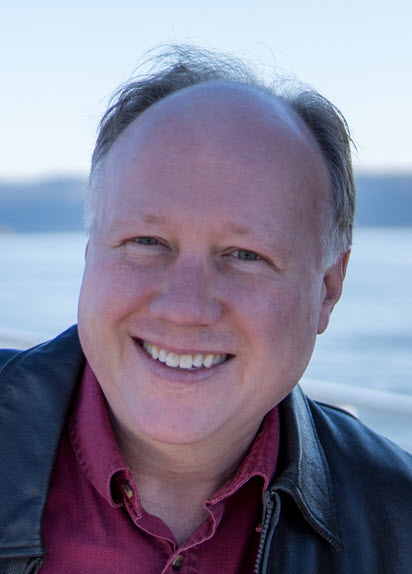 Portrait of Jeff Singleton